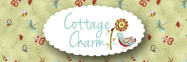 Cottage Charm fabric Jacquelynne Steves for Henry Glass