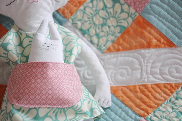 stuffed animal pattern- ChildsPlayBook by Jacquelynne Steves