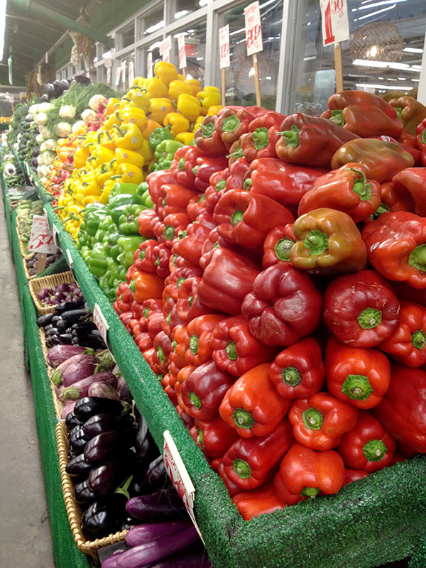 NYC Chelsea Market
