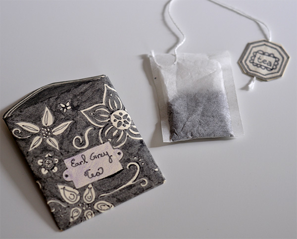 tea bag pack gift