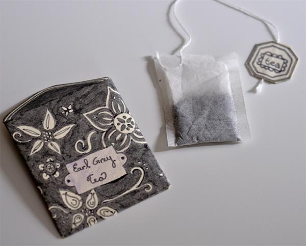 tea bag pack gift