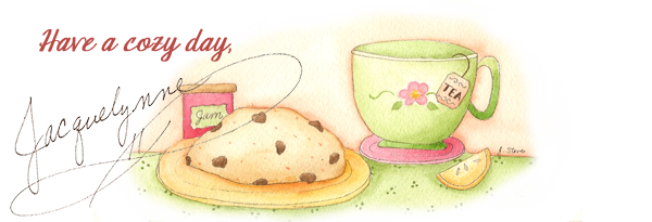 HaveACozyDay-Tea&Scone