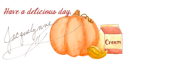 HaveADeliciousDay-PumpkinCream