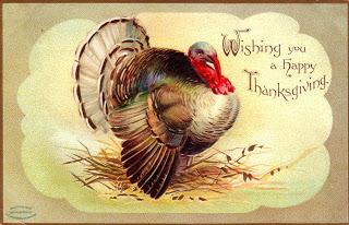 ThanksgivingTurkeyPostcard