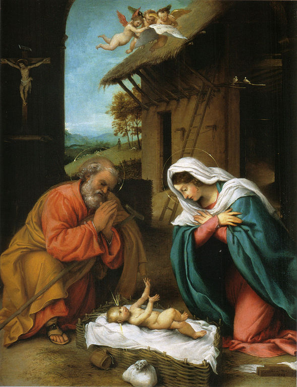 NativityPainting_LorenzoLotto_JacquelynneSteves