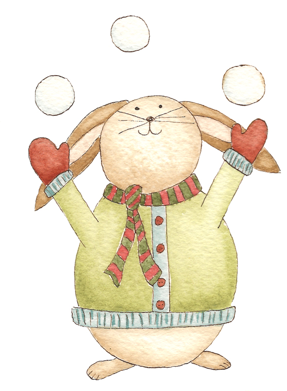 bunny snowball Thumb