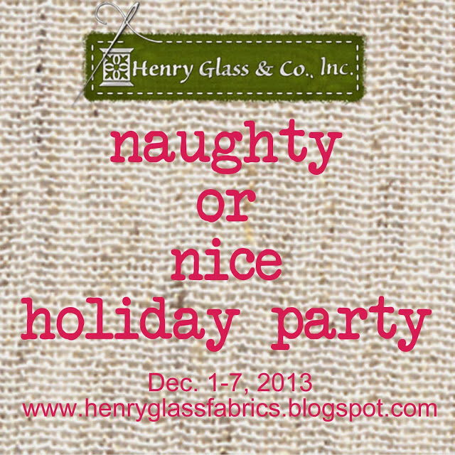 Henry Glass Fabrics Blog Party and Giveaway