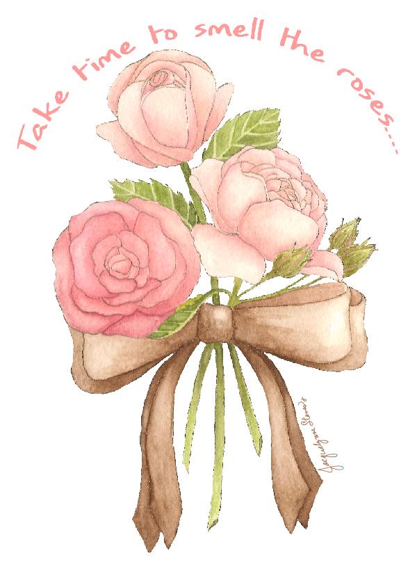 Jacquelynne Steves Roses