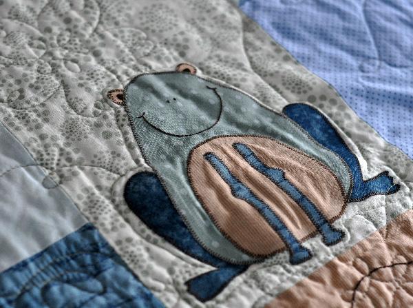 frog quilt, Boys Quilt pattern, Jacquelynne Steves, Davids Playmates