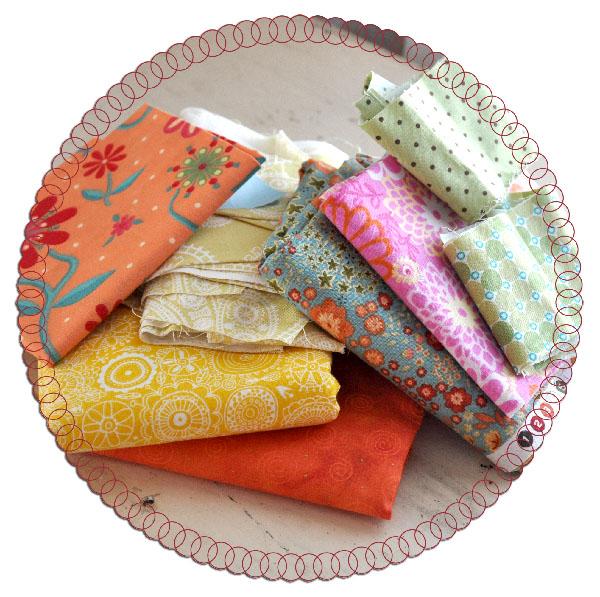 cheerful fabric