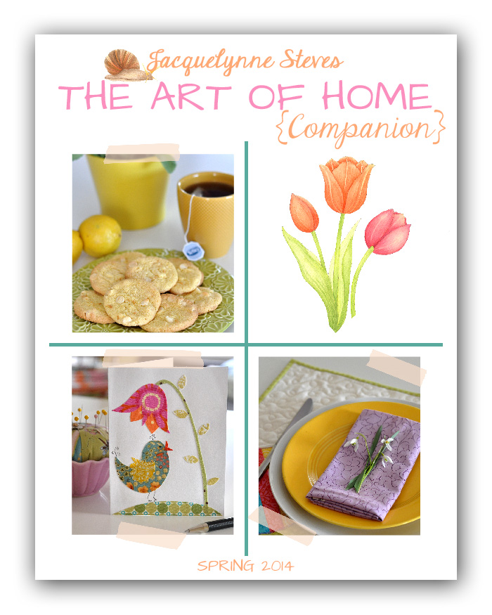 The Art of Home digital magazine and other fun stuff…