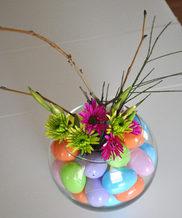 Simple Easter Egg Vase Jacquelynne Steves