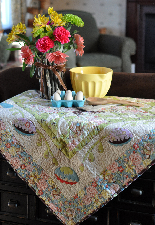 Stitched Stuff Spotlight: Spring Fling Quilt