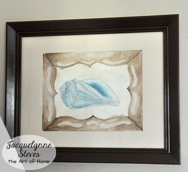 Beach Bedroom Art- Jacquelynne Steves