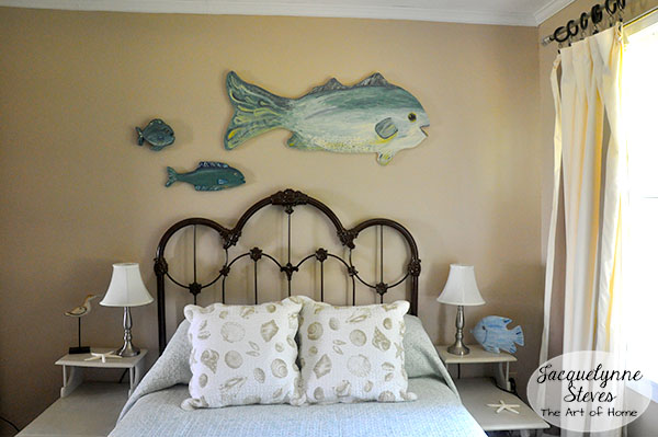 Beach Bedroom- Jacquelynne Steves 2