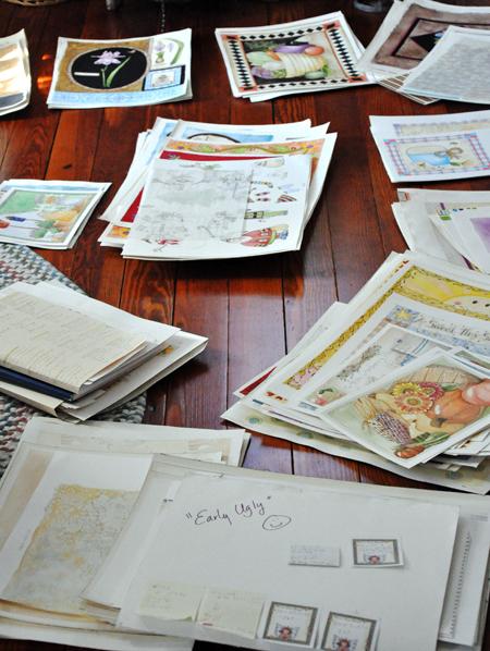 Creative Journey- art folders2- Jacquelynne Steves