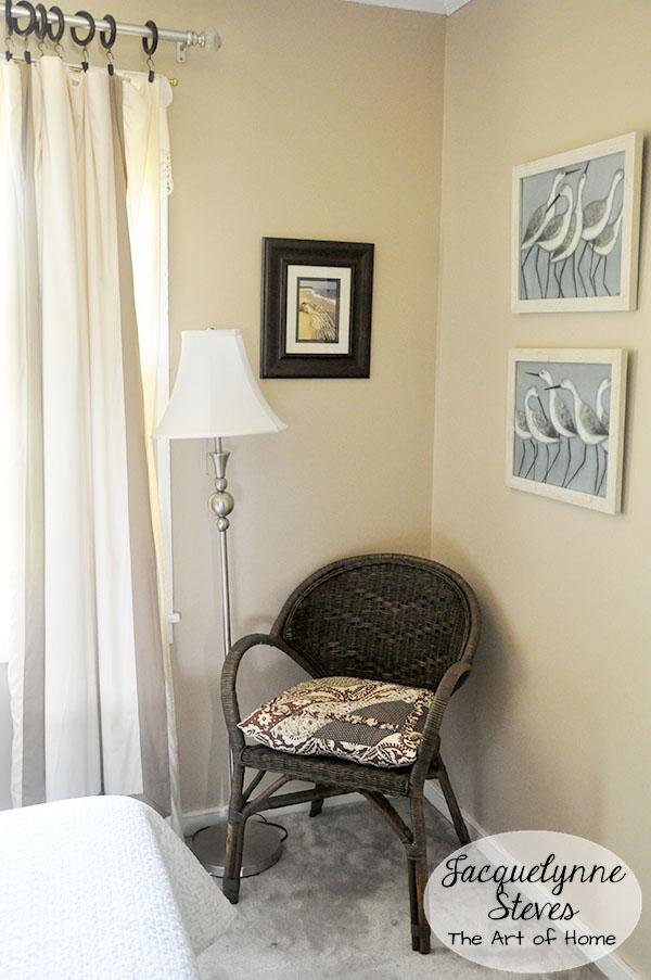 Inexpensive Beach Furniture- Jacquelynne Steves