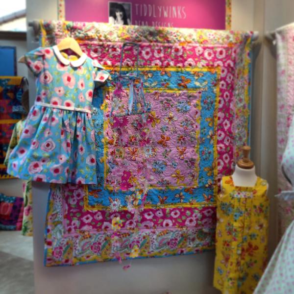 Quilt Market Spring 2014 Pittsburgh- Jacquelynne Steves- Dena Designs Free Spirit