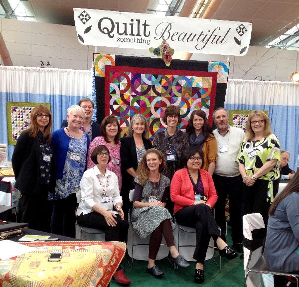 Quilt Market Spring 2014 Pittsburgh- Jacquelynne Steves- Henry glass