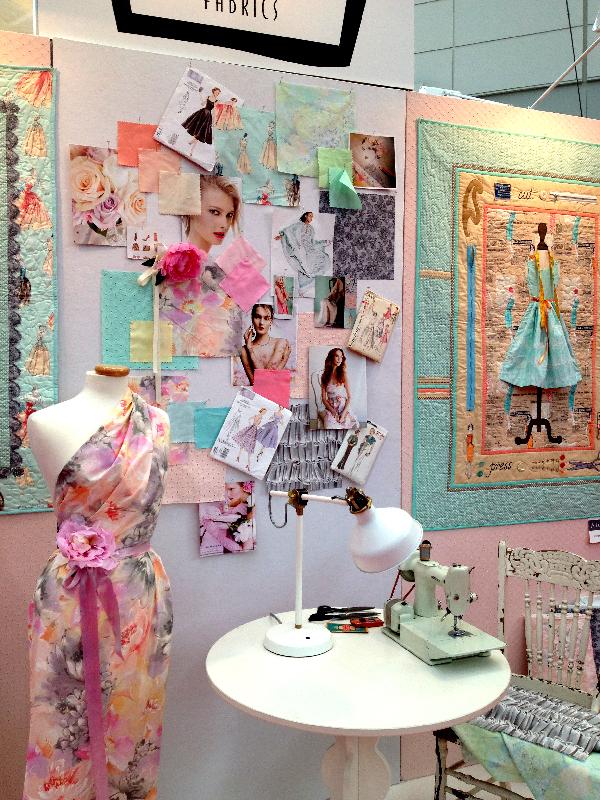 Spring 2014 Quilt Market