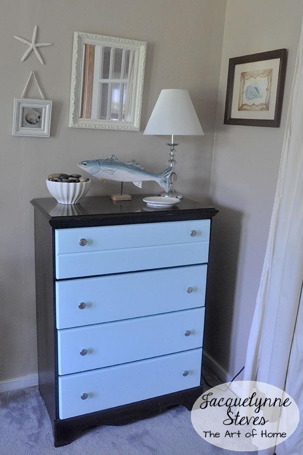 Repainted Dresser- Jacquelynne Steves