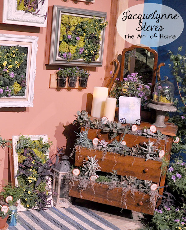 Unique Garden Decor- Jacquelynne Steves
