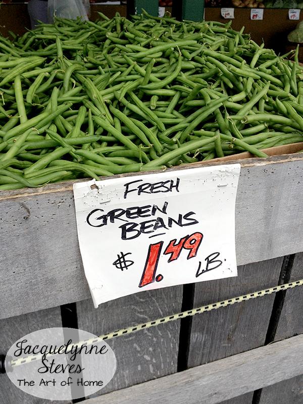 Farmers Market- Jacquelynne Steves