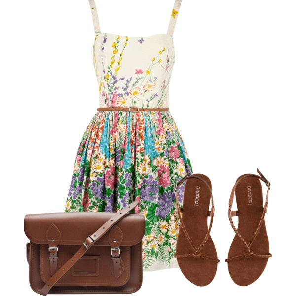 Summer Dress Outfit