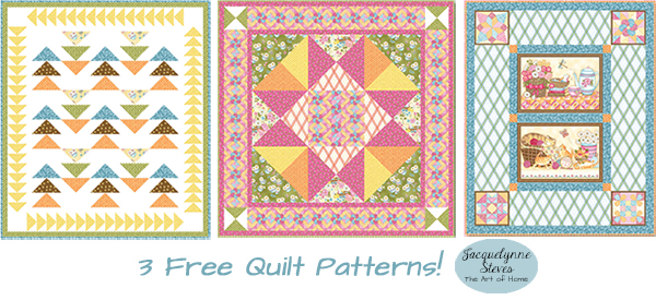 3FreeQuiltPatterns-JacquelynneSteves