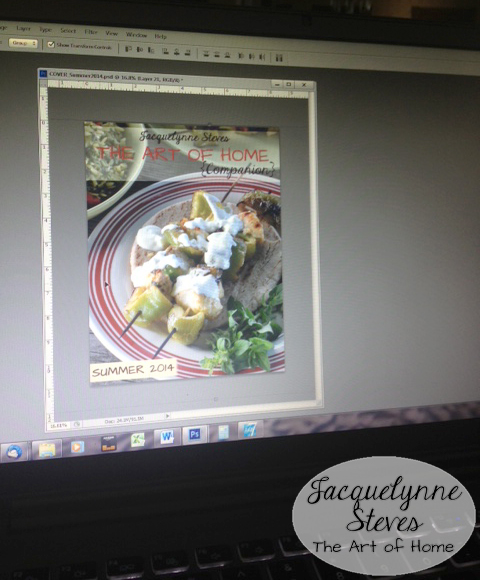 Emag Cover- Jacquelynne Steves