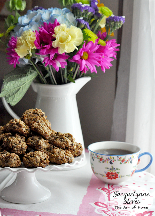 Orange Pecan Oatmeal Cookie Recipe