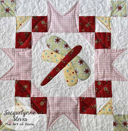 Sew Sweet Simplicity Free Block of the Month- Block 1 is here!
