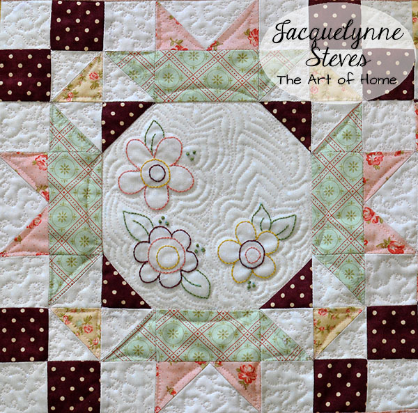 Sew Sweet Simplicity Free Block of the Month- Block 2 is here!
