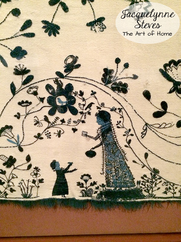 EmbroideredBedCover1