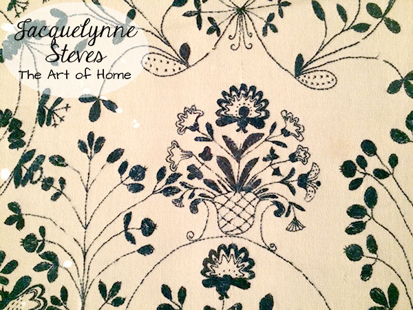 EmbroideredBedCover2