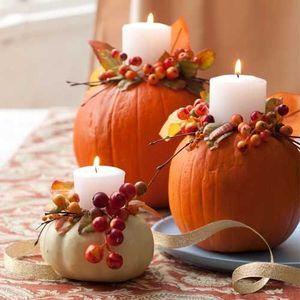 Thanksgiving-PumpkinCandleHolder