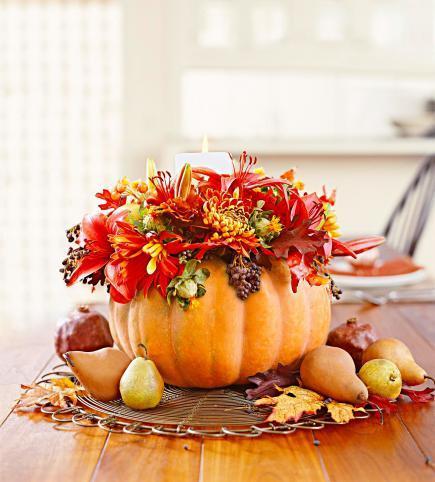 Thanksgiving-PumpkinVase