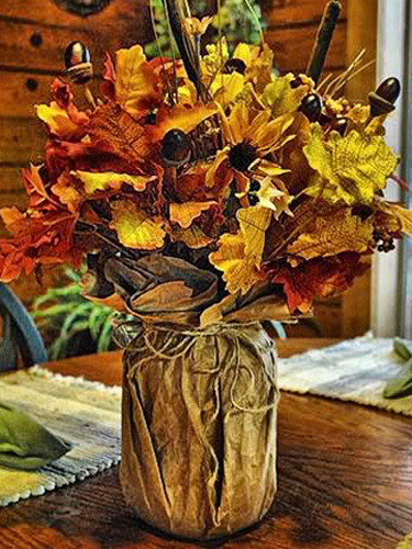 Easy thanksgiving decoration ideas