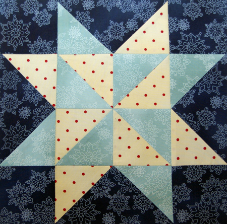 One Special Star Quilt Block Tutorial