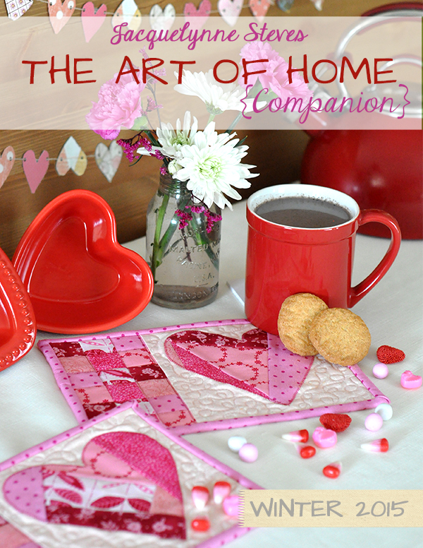 The Art of Home Winter 2015 Issue is Here!