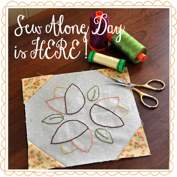 Catching Up Sew Along Day is HERE!!!