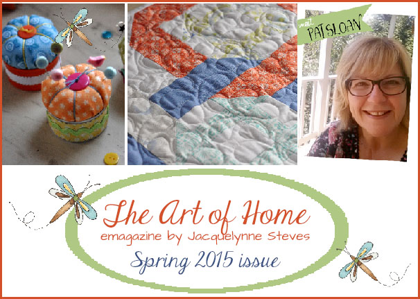The Art of Home Spring 2015 Issue- sneak peek!