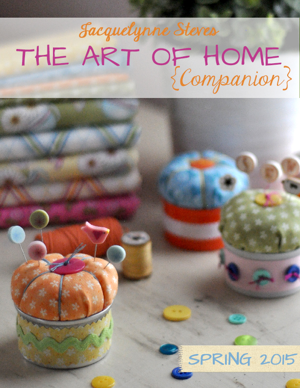 The Art of Home, Spring 2015, Free Emagazine is here!