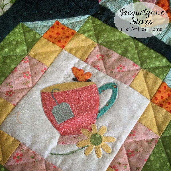 Block 3- Cozy Afternoon- Jacquelynne Steves