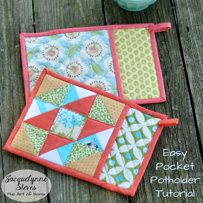 Pocket Potholder Tutorial