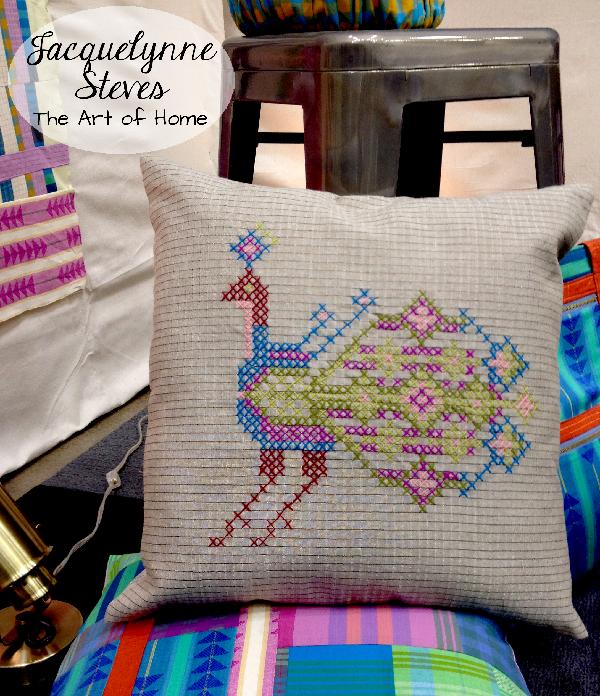 Quilt Market Spring 2015- Anna Maria Horner booth 2