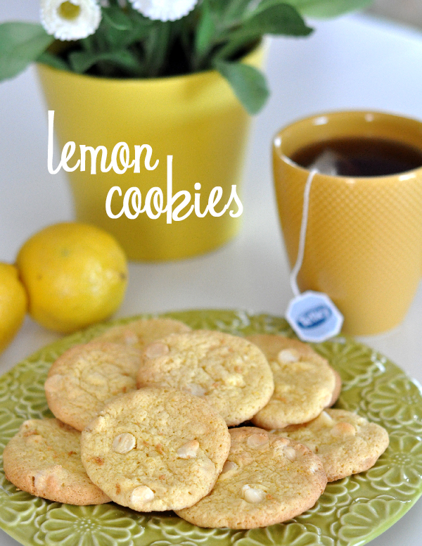 Very easy- Lemon Cookies Recipe (just 5 ingredients)- Jacquelynne Steves