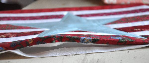 Patriotic Patchwork Pillow- Jacquelynne Steves-6