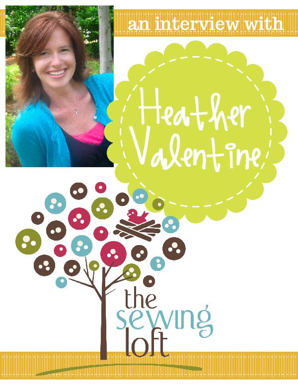 Sewing Loft interview