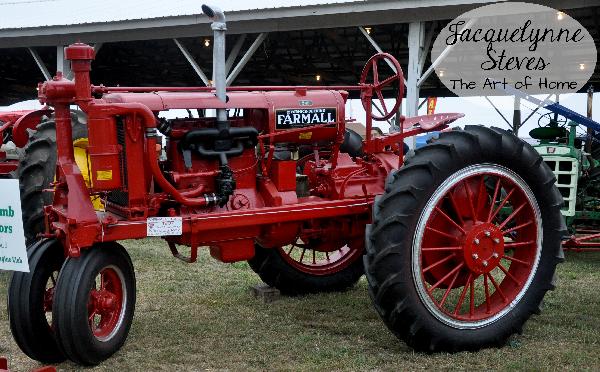 County Fair- 1937 Farmall- JSteves